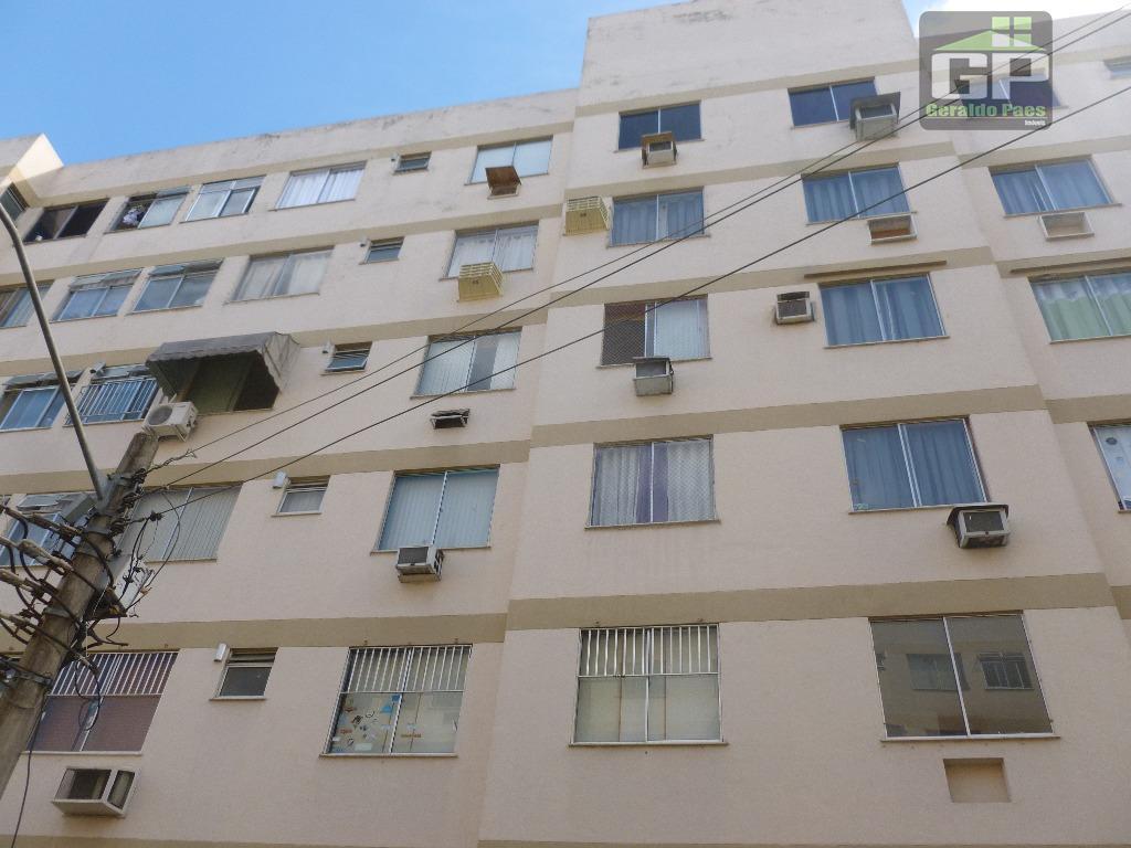 Apartamento residencial à venda, Pechincha, Rio de Janeiro - AP0182.