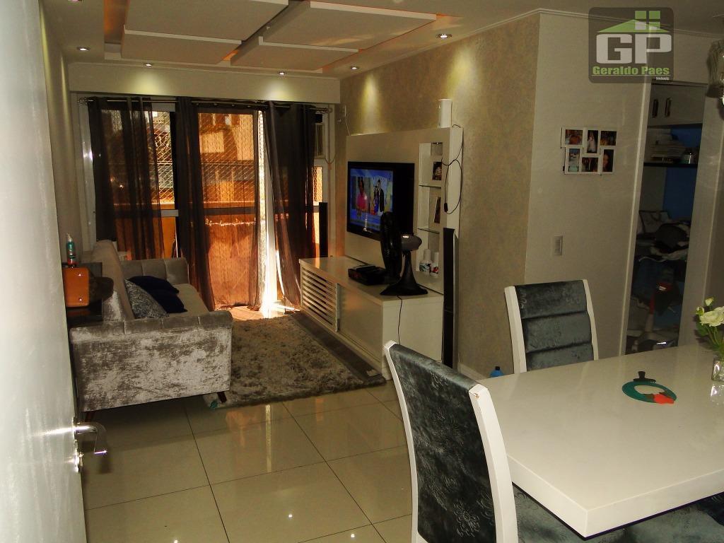 Apartamento residencial à venda, Vila Valqueire, Rio de Janeiro.
