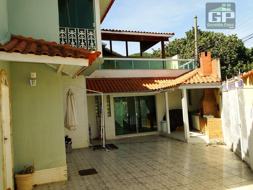Casa residencial para venda e locação, Jardim Sulacap, Rio de Janeiro - CA0088.
