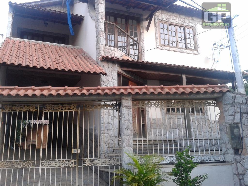 Casa residencial para locação, Vila Valqueire, Rio de Janeiro - CA0106.