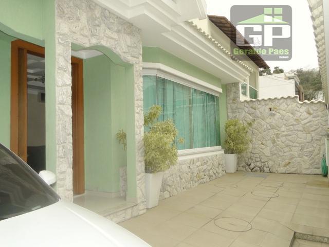 Casa residencial à venda, Vila Valqueire, Rio de Janeiro - CA0141.
