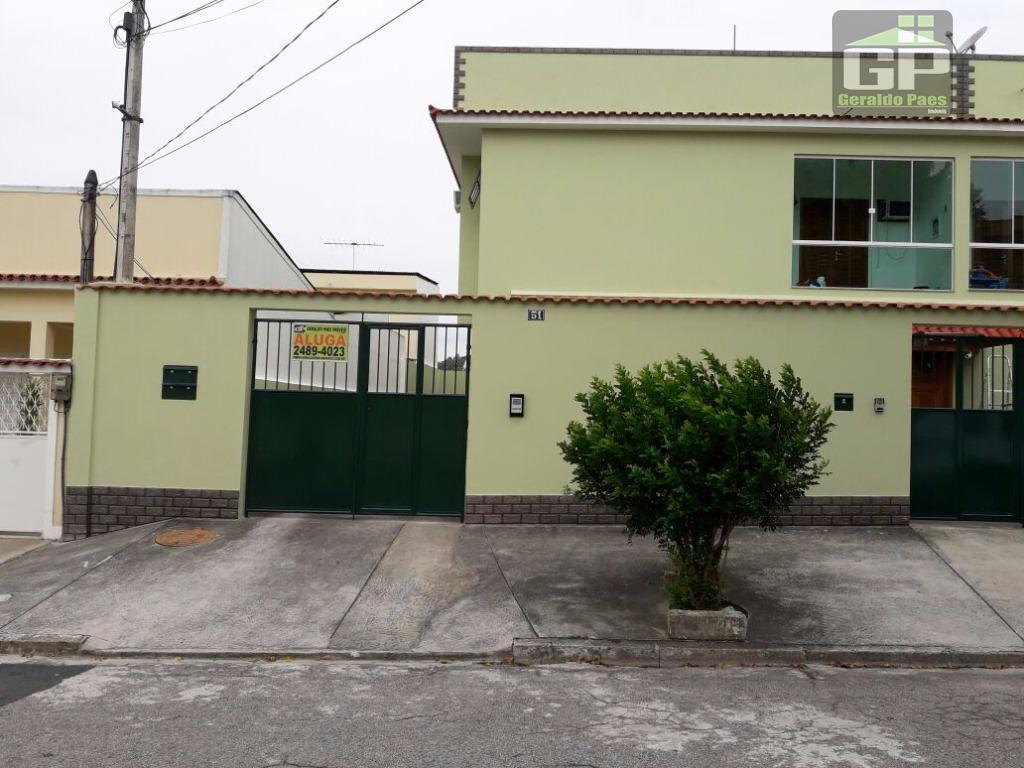 Apartamento residencial para locação, Jardim Sulacap, Rio de Janeiro - AP0116.