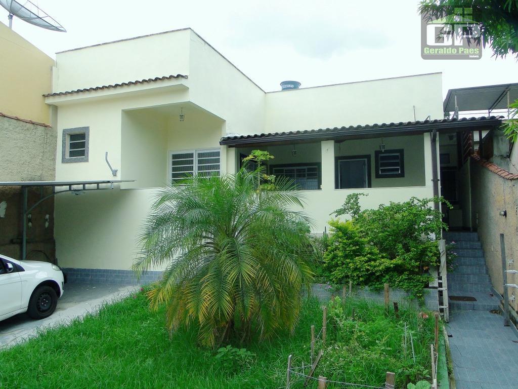Casa residencial para locação, Vila Valqueire, Rio de Janeiro.