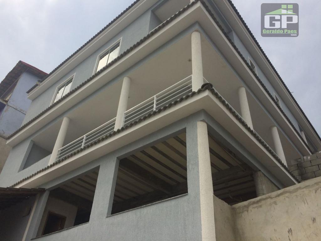 Casa residencial à venda, Vila Valqueire, Rio de Janeiro - CA0117.