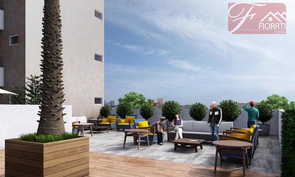 excelentes apartamentos em condomínio alto padrão, medindo 250 m² de área construída, 130 m² de área...