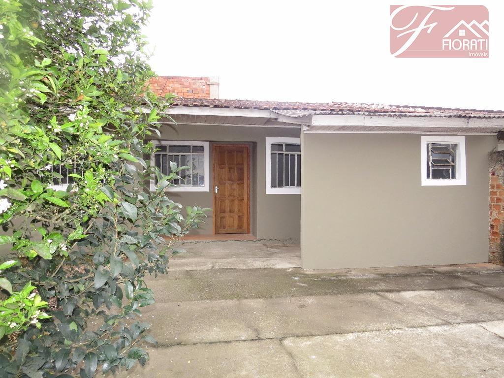 Casa residencial para locação, Planta Quississana, São José dos Pinhais - CA0175.