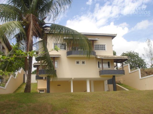 Casa 4 suites em um dos melhores condomínios   fechados de Salvador
