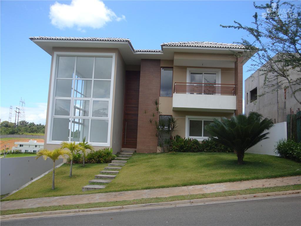 Casa residencial à venda, Alphaville II, Salvador.