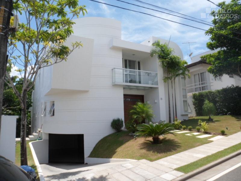 Casa residencial à venda, AlphaVille, Salvador.