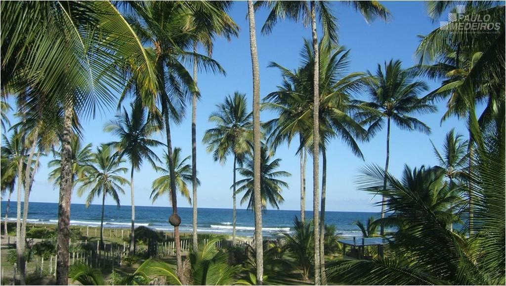 Terreno residencial à venda, Praia da Concha, Itacaré.