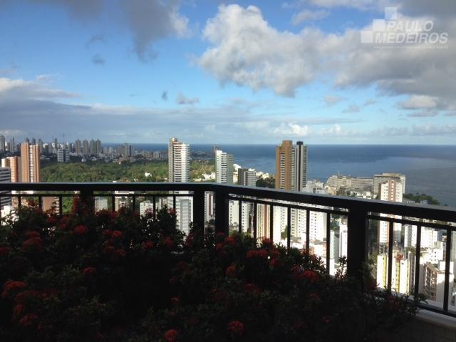Cobertura residencial para venda e locação, Jardim Apipema, Salvador.