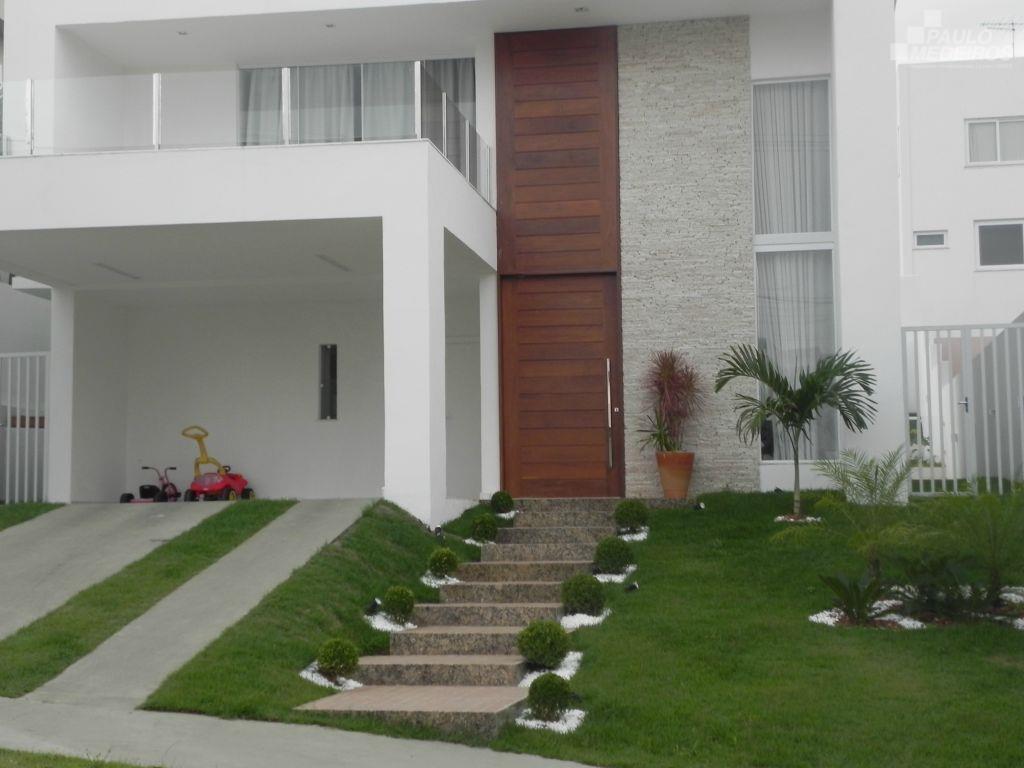 Casa residencial à venda, Alphaville II, Salvador - CA0078.