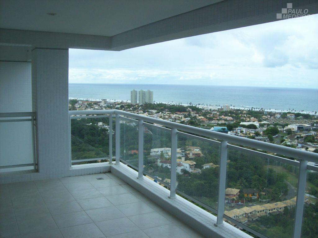 Apartamento residencial para locação, Patamares, Salvador.