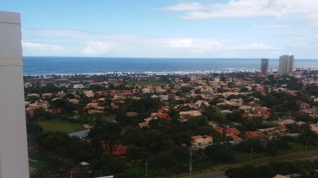 Apartamento vista mar, Patamares, Salvador.