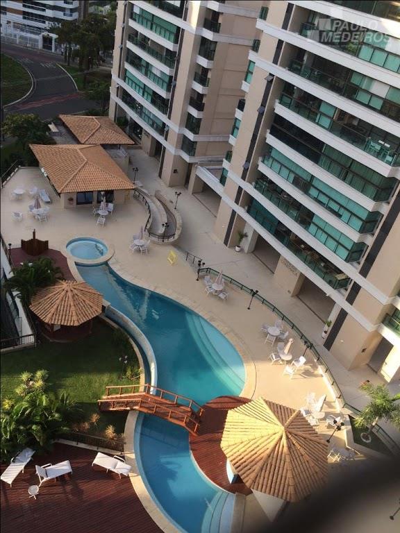 Apartamento residencial para venda e locação, Alphaville I, Salvador.