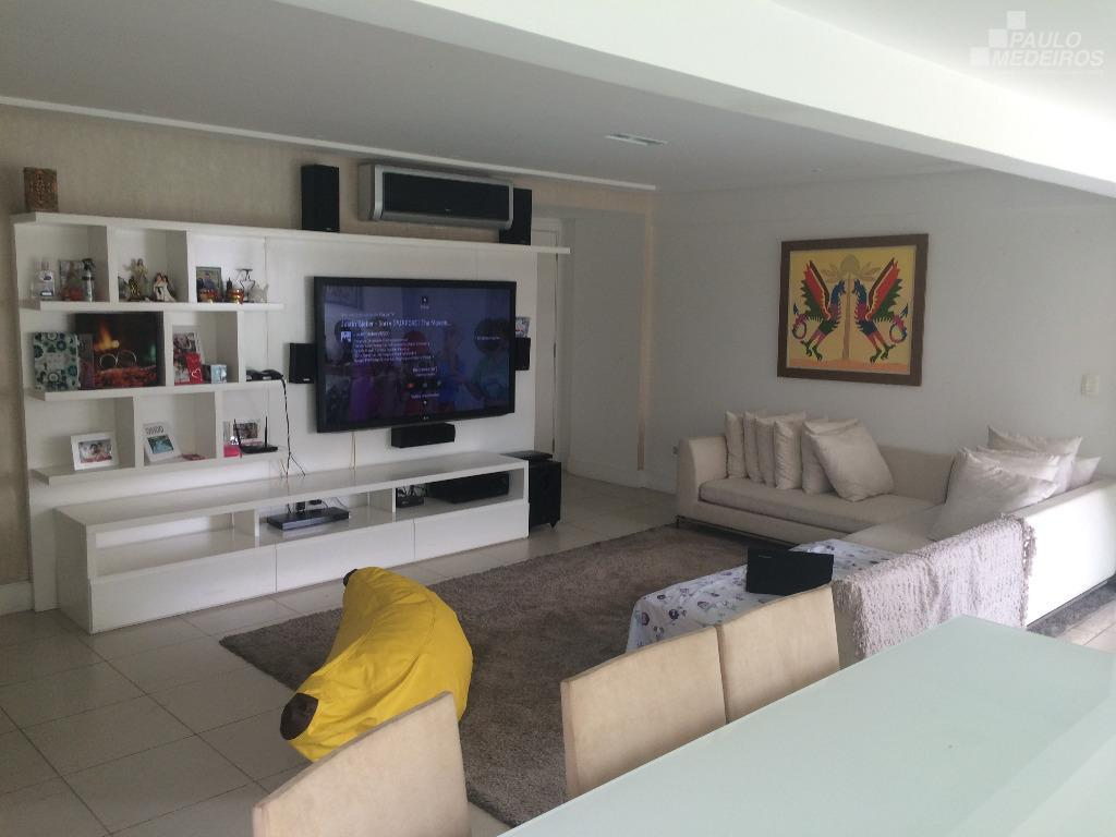Apartamento residencial para venda, Alphaville I, Salvador.