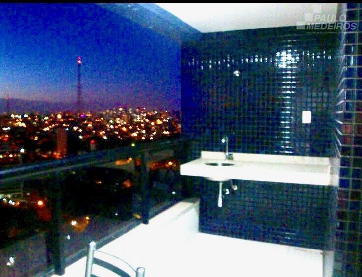 Apartamento 1/4, MOBILIADO no Modern & Living Garibaldi, Rio Vermelho.