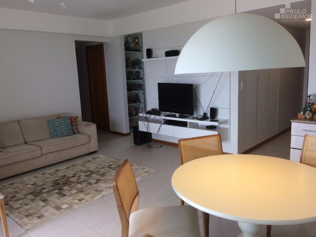 Amplo apartamento em Patamares