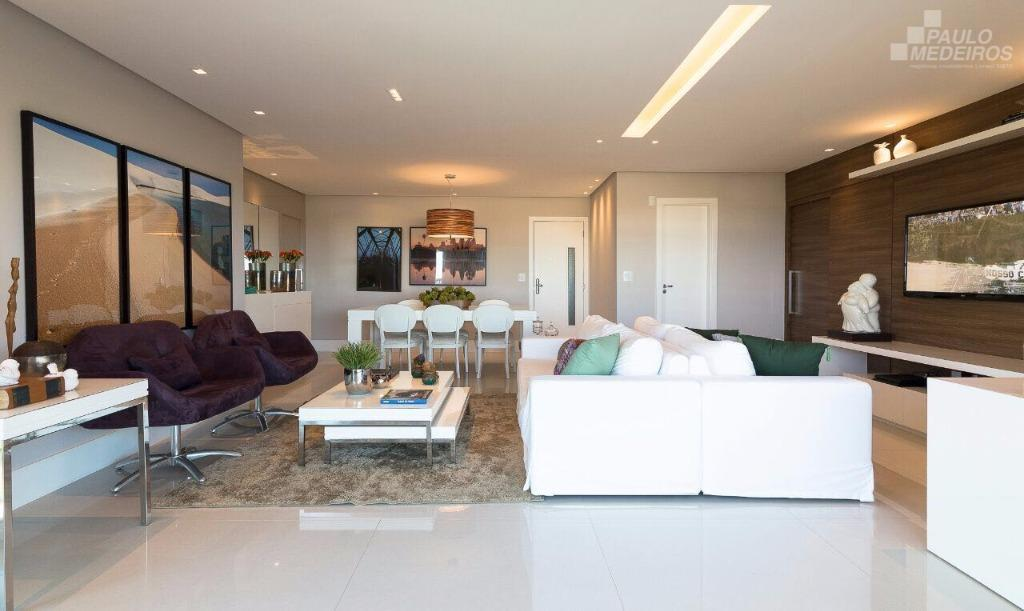 Apartamento decorado com vista para o mar!