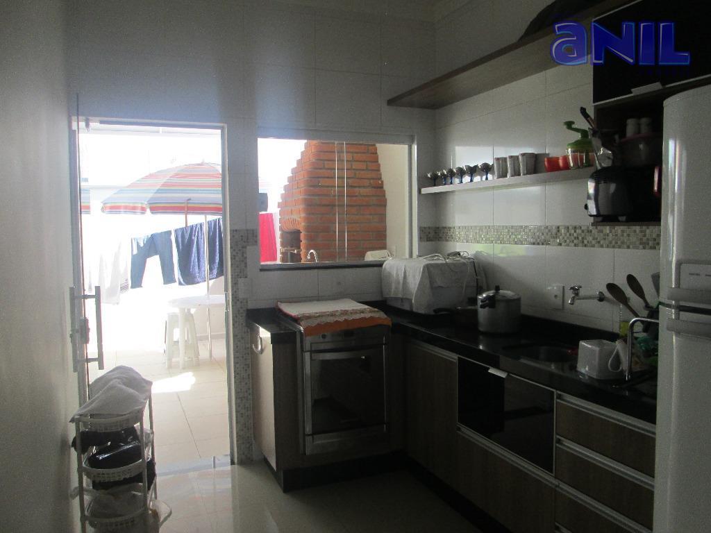 Casa  térrea  Condomínio  Horto Florestal 1 - CA 0021