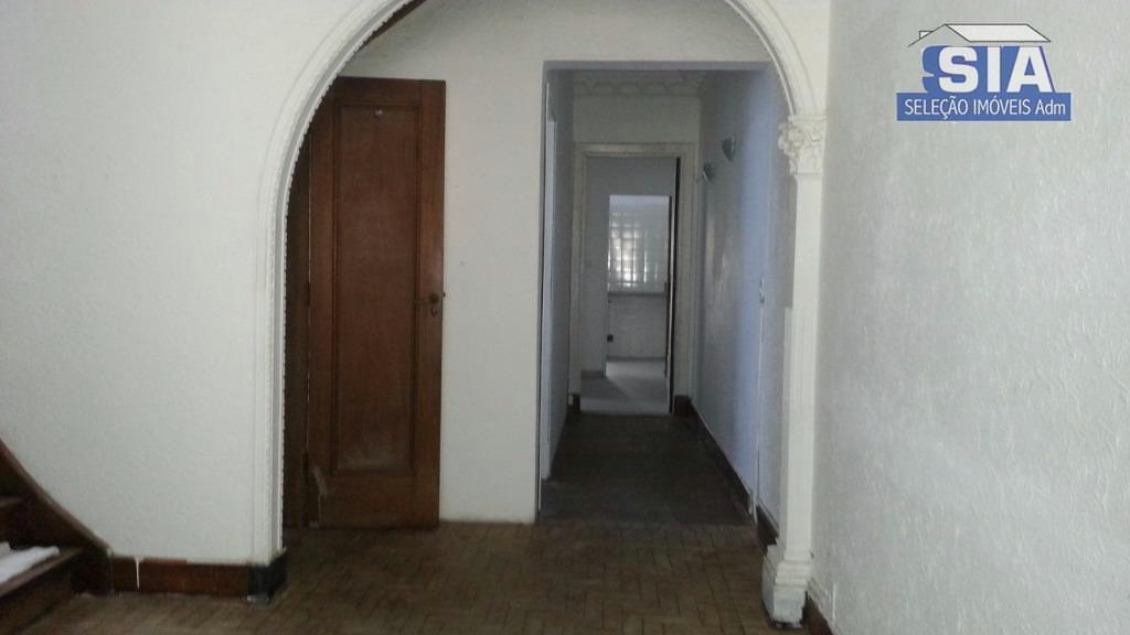 sobrado comercial com 10 salas, 3 banheiros, 5 vagas, mais edícula - próximo ao sesc pompéia...