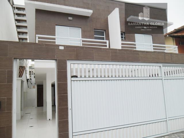 Casa  comercial à venda, Vila Guilhermina, Praia Grande.