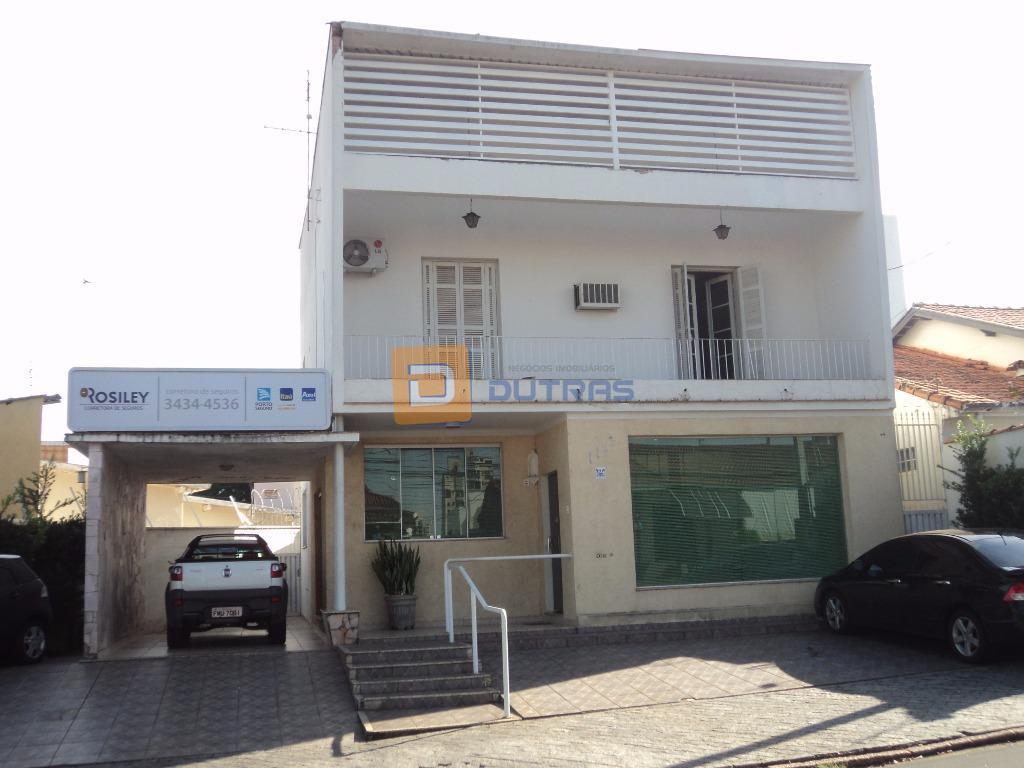 Casa comercial à venda, Jardim Europa, Piracicaba.