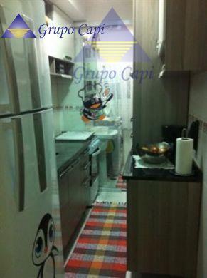 Apartamento Residencial para venda e locação, Chácara Califórnia, São Paulo - AP1232.