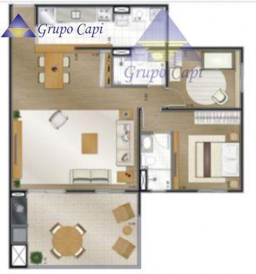 Apartamento Residencial à venda, Vila Formosa, São Paulo - AP0572.