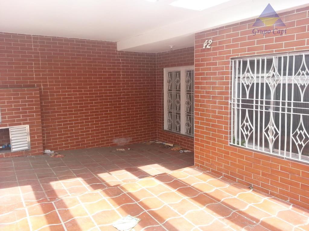 Sobrado  residencial para venda e locação, Cidade Mãe do Céu, São Paulo.