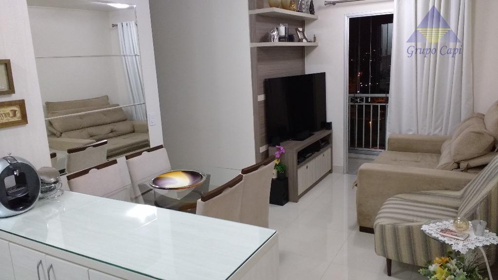 Apartamento residencial à venda, Vila Moreira, São Paulo.