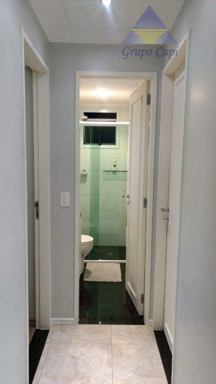 maravilhoso apartamento alto padrão - jd. anália francotodo equipado com produto de primeira linha. planta com...