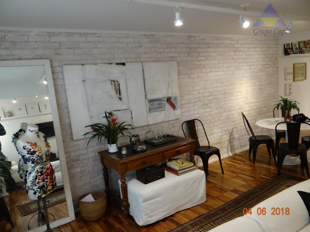 valor de r$ 1.050.000,00 agende sua visita.apartamento no melhor ponto do itaim, esquina com a rua...