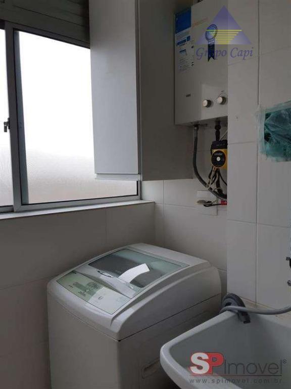 apartamento: - área: 51,4 m2 - 2 quartos - 1 banheiro - sala com dois ambientes...