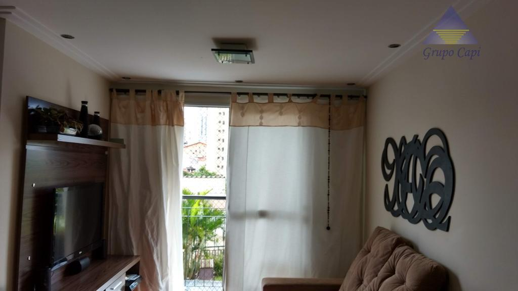 descriçãoapartamento: - área: 51,4 m2 - 2 quartos - 1 banheiro - sala com dois ambientes...
