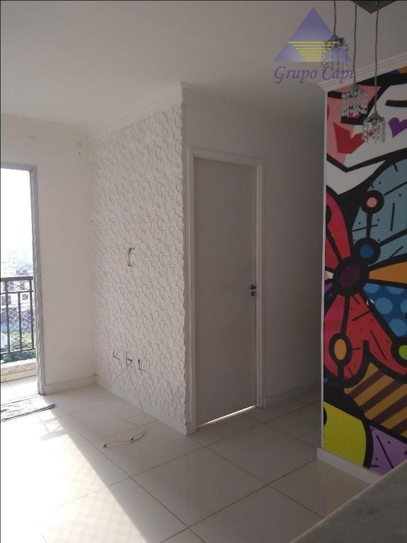 apto com 2 dormitórios, 1 vaga, próximo ao shopping aricanduva área 50m² ,iptu parcela unica de...