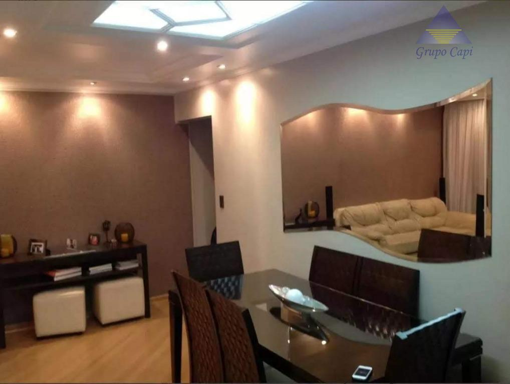 Apartamento para venda de 03 dormitórios sneos 01 suite e 02 vagas de garagem