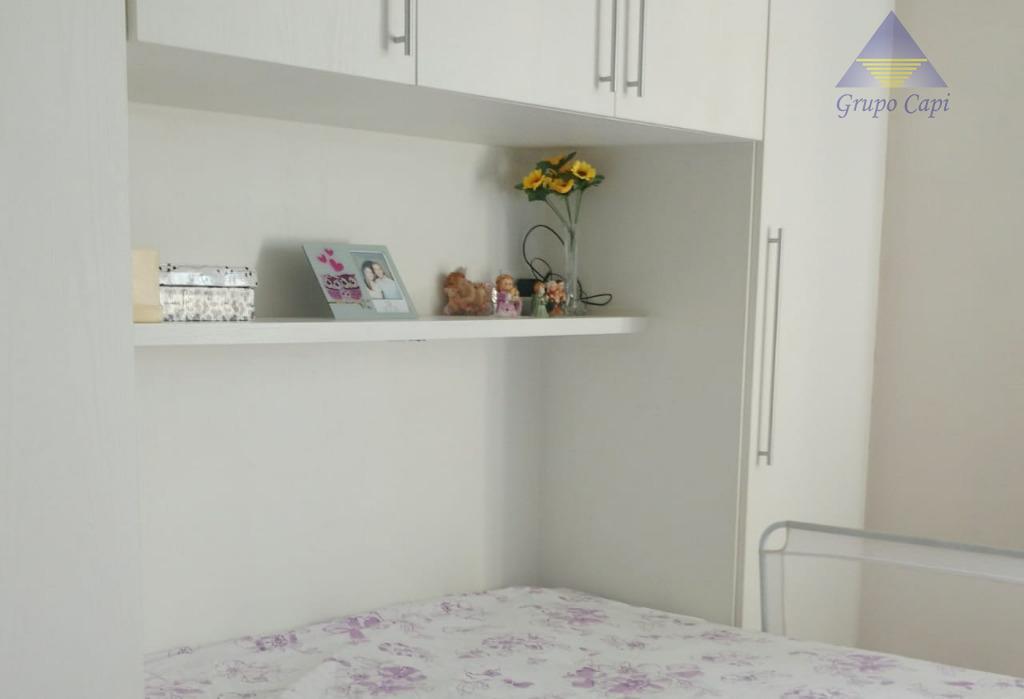 Lindo apartamento com suite