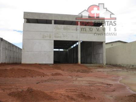 Galpão à venda em Eugênio De Mello, São José Dos Campos - SP