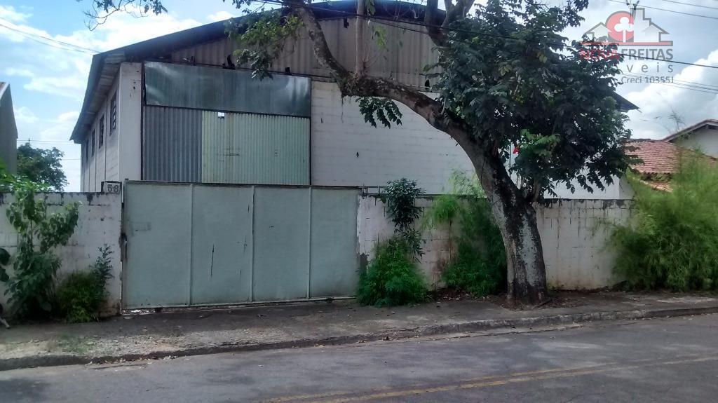 Galpão à venda em Jardim Imperial, São José Dos Campos - SP