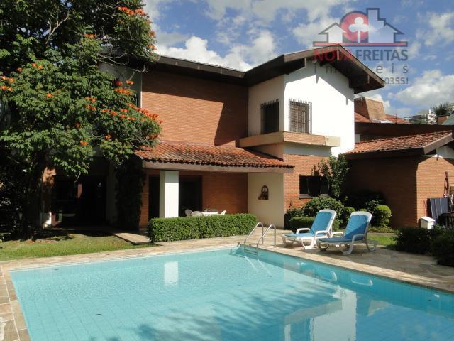 Sobrado residencial à venda, Jardim das Colinas, São José dos Campos.