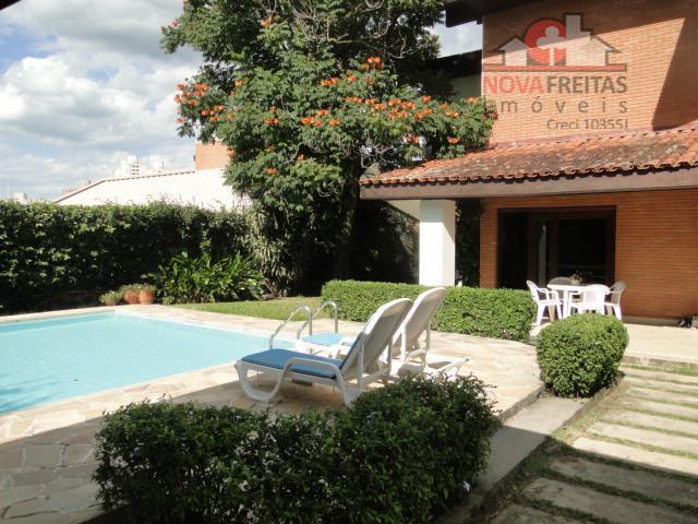 Sobrado de 4 dormitórios à venda em Jardim Das Colinas, São José Dos Campos - SP