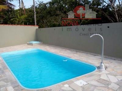 Casa de 3 dormitórios à venda em Massaguaçu, Caraguatatuba - SP
