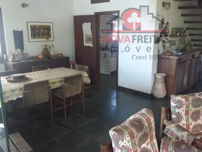 Sobrado de 5 dormitórios à venda em Massaguaçu, Caraguatatuba - SP