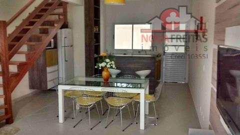 Casa de 2 dormitórios à venda em Massaguaçu, Caraguatatuba - SP