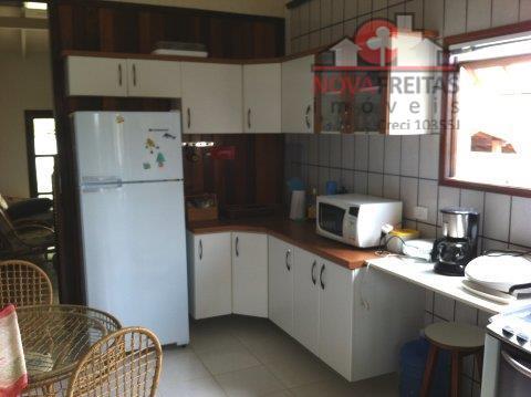 Sobrado de 4 dormitórios à venda em São Francisco, São Sebastião - SP