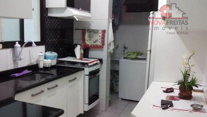 Apartamento de 3 dormitórios à venda em Sumaré, Caraguatatuba - SP