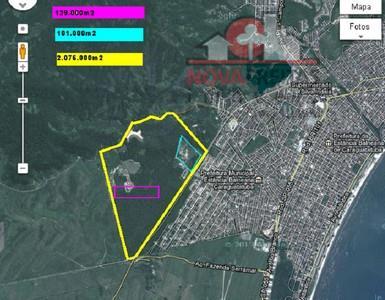 Área à venda em Jardim Jaqueira, Caraguatatuba - SP