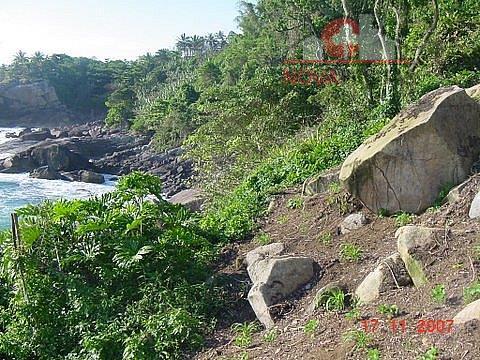 Área à venda em Sul, Ilhabela - SP