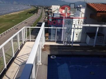 Cobertura de 3 dormitórios à venda em Jardim Aruan, Caraguatatuba - SP